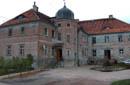 Pałac w Burkatowie